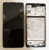 Дисплей экран Samsung Galaxy M51 M515 Black Super AMOLED Plus, GH82-23568A (сервисный оригинал)
