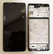 Дисплей екран Samsung Galaxy M51 M515 Black Super AMOLED Plus, GH82-23568A (сервісний оригінал)