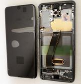 Дисплей екран Samsung Galaxy S20 G980, G981 Cosmic Gray (Dynamic AMOLED 2X), GH82-22123A (сервісний оригінал)