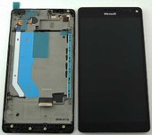 Дисплей с сенсором (тачскрином) Microsoft Lumia 950 XL, 00813X2 (оригинал)