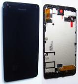 Дисплей с сенсором (тачскрином) Microsoft Lumia 550, 00814D6 (оригинал)
