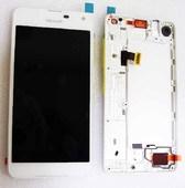 Дисплей с сенсором Microsoft Lumia 650/ Lumia 650 DS (White), 00814H6 (оригинал)