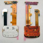 Nokia 2680s Шлейф с модулем функциональной клавиатуры, 0210056 (оригинал)
