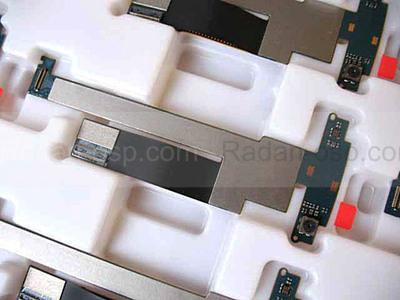 Nokia N86 Шлейф основной, 0210082 (оригинал)