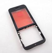 Nokia 220 Передняя панель (черная), 02505S3 (оригинал)