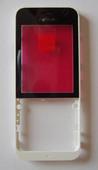 Nokia 220 Передняя панель (белая), 02506F0 (оригинал)
