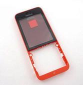 Nokia 220 Передняя панель (красная), 02506F1 (оригинал)