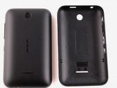 Nokia 230 Крышка батареи черная, 02506K4 (оригинал)
