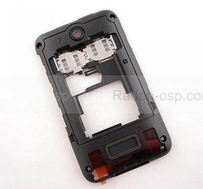 Nokia 230 Средняя часть корпуса DS, для Asha 230, 02506L1 (оригинал)