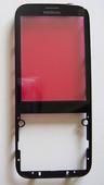 Nokia 225/ 225 dual Передняя панель черная, 02507G2 (оригинал)