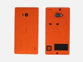 Nokia Lumai 930 Задняя крышка (аккумулятора), Orange, 02507T9 (оригинал)