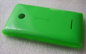 Крышка батареи Microsoft Lumia 532 (зеленая), 02507V6 (оригинал)