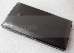 Крышка батареи Microsoft Lumia 532 (черная), 02507V9 (оригинал), radan-osp.com - оригинальные комплектующие, фото