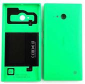 Nokia Lumia 735 Задняя панель с функцией беспроводной зарядки, зеленая, 02508B1 (оригинал)