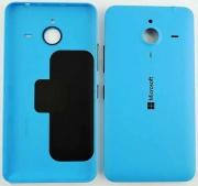 Кришка батареї Microsoft Lumia 640 XL (синя), 02510P7 (оригінал)