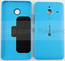 Крышка батареи Microsoft Lumia 640 XL (синяя), 02510P7 (оригинал), radan-osp.com - оригинальные комплектующие, фото