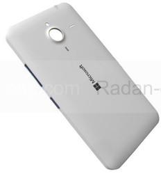 Крышка батареи Microsoft Lumia 640 XL (белая), 02510P8 (оригинал), radan-osp.com - оригинальные комплектующие, фото