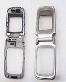 Nokia 6085 Крышка основного дисплея серебристая, 0251271 (оригинал)