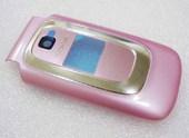 Nokia 6085 Панель передняя розовая, 0251299 (оригинал)