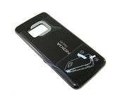 Nokia N81 Крышка батарейная темно-коричневая, 0251706 (оригинал)