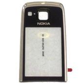 Nokia 6600f Окошко дисплея пурпурное, 0251991 (оригинал)