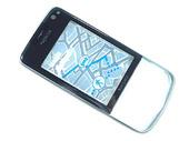 Nokia 6210 Панель передняя черная, 0252001 (оригинал)