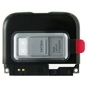 Nokia N85 Крышка камеры черная вишня, 0252868 (оригинал)