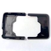 Nokia N82 Крышка задняя верхняя черная, 0252906 (оригинал)