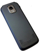 Nokia 7210 Крышка батарейная темно-серая, 0253042 (оригинал)