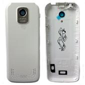Nokia 7210 Крышка батарейная белая, 0253045 (оригинал)