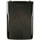Nokia E71 Крышка батарейная черная, 0253355 (оригинал)