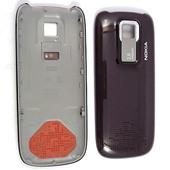 Nokia 5130xm Крышка задняя красная, 0253809 (оригинал)
