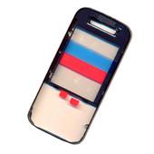 Nokia 5730xm Панель передняя черная, 0253878 (оригинал)