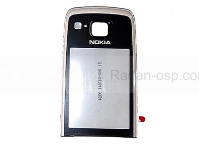 Стекло дисплея Nokia 6600f Blue, 0254672 (оригинал)