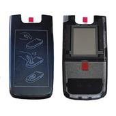 Nokia 6600f Крышка малого дисплея синяя, 0254681 (оригинал)