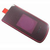 Nokia 3710f Крышка малого дисплея сливовая, 0255094 (оригинал)
