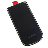 Nokia 3710f Крышка малого дисплея черная, 0255095 (оригинал)