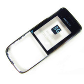 Nokia 2730с Панель передняя серебристая, 0255459 (оригинал)
