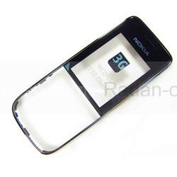Nokia 2730с Панель передняя серебристая, 0255459 (оригинал), radan-osp.com - оригинальные комплектующие, фото
