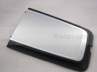Nokia 6125 Крышка батарейная серебристая, 0256049 (оригинал)
