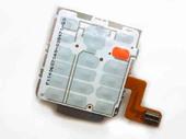 Nokia 6233 Подложка клавиатуры, 0256079 (оригинал)