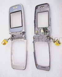 Nokia 6103 Крышка внутренняя серебристая, 0256419 (оригинал), radan-osp.com - оригинальные комплектующие, фото