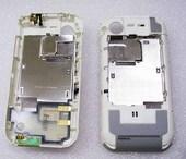 Nokia 5200/ 5300 Панель средняя (основа) белая, 0256516 (оригинал)