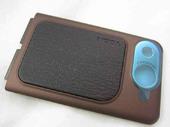 Nokia 7390 Крышка батарейная коричневая, 0256611 (оригинал)