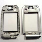 Nokia 6131 Крышка большого дисплея с пов. механизмом, 0256636 (оригинал)