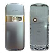 Nokia 6070 Крышка батарейная, Light Blue, 0256866 (оригинал)