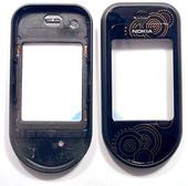 Nokia 7373 Крышка дисплейная бронзовая, 0256992 (оригинал)