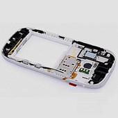 Nokia C7-00 Панель средняя (основа), 0257437 (оригинал)