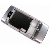 Nokia X3-02 Крышка задняя лиловая, 0257581 (оригинал)