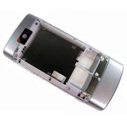 Nokia X3-02 Кришка задня лілова, 0257581 (оригінал)